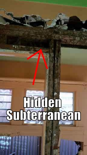 Subterranean Damage